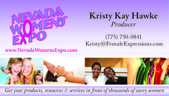 Nevada Womens Expo Kristy Hawke