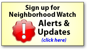 More About HVHA Neighborhood Watch