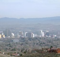 Reno from Hidden Valley