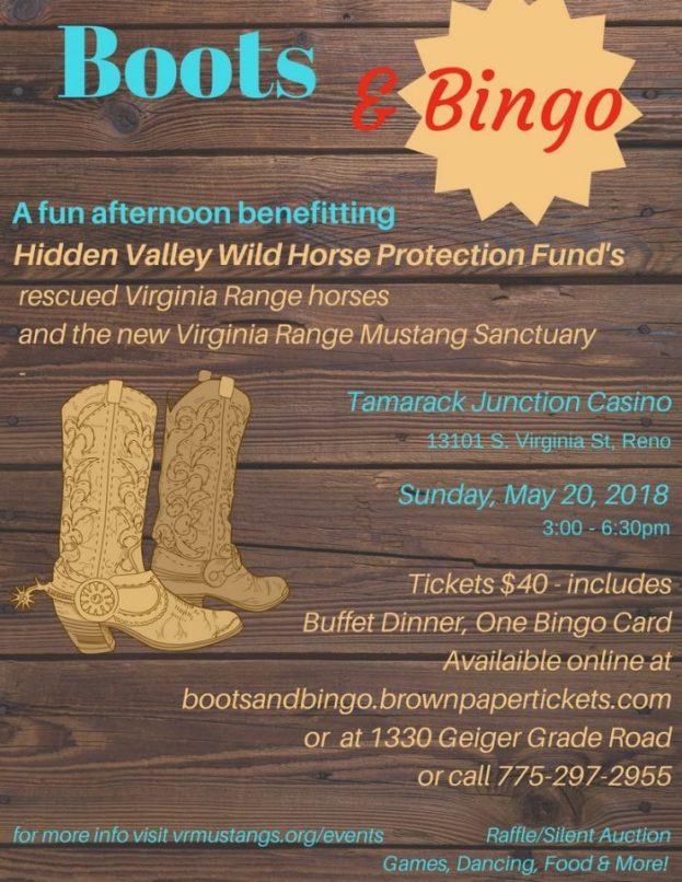 Wild Horse Fundraiser_May2018