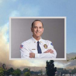 Chief Moore wildfire defense