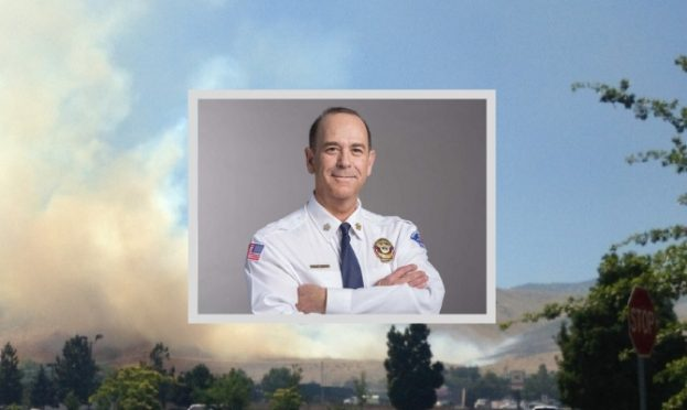 Chief Moore wildfire defense