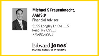 Michael S. Frauenknecht, AAMS®, Edward Jones