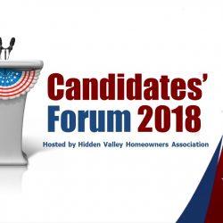 HVHA Candidates Forum 2018