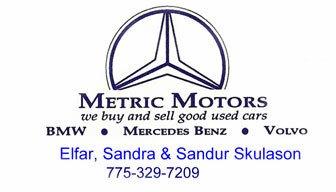 Visit Metric Motors