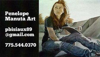 Penelope Manuta Art