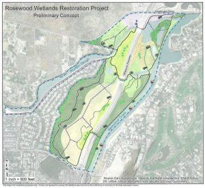 Rosewood Restoration Map