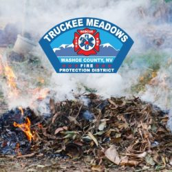 TMFPD Pile Burning