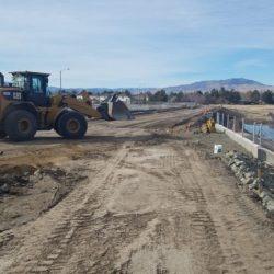 Widening of Mira Loma Drive
